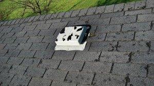 roof hail damage Greenville SC