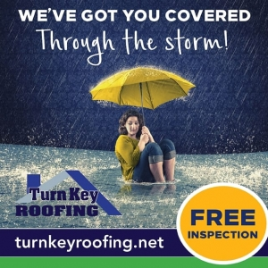Storm Damage Turn Key Roofing